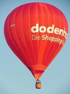 Ballonfahren Bremen Niedersachsen norddeutschland